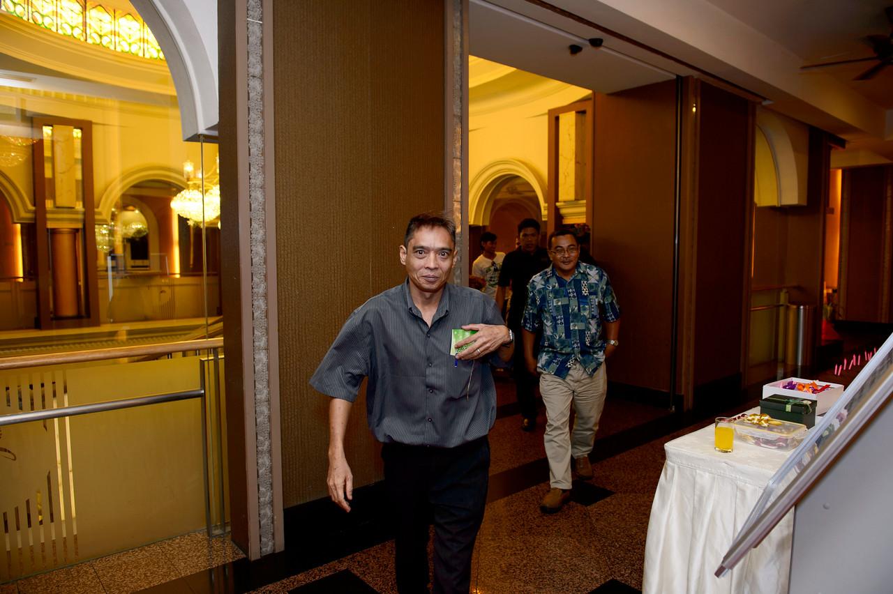 GIANT BATU CAVES ANNUAL DINNER