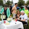 Monsignor Crosby Saint Patrick's Church 100th Anniversary Celebration on Sunday 8-16-2014 @ Hampton Beach, NH.  Matt Parker Photos