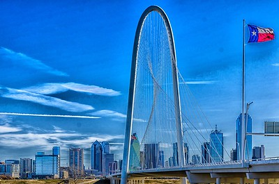 Hunt Bridge...Dallas, Texas...Jan 2014