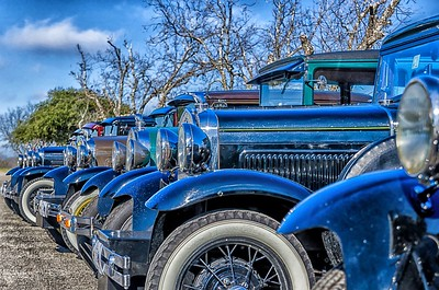 Model A Car Club...Stonewall. Texas