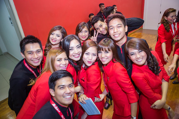 AIRASIA GRADUATION JUNE 2014