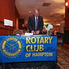 Rotary Club of Hampton awards Joe Higgins of the Old Salt Restaurant the 2016 Rotary Club of Hampton Distinguished Citizen of the Year, on Tuesday 11-15-2016 @ Ashworth By the Sea.  Matt Parker Photos