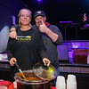 """Barbarella Maddox and Lynn Hopkins of Ron Jillians offered, """"The Courtney"""" chili at the Hampton Fire Fighter Toy Bank and Chili Cook-off Fundraiser on Thursday 11-17-2016 @ Wally's Pub, Hampton Beach, NH.  Matt Parker Photos"""