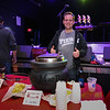 Alex Loiseau of The Pier at the Hampton Fire Fighter Toy Bank and Chili Cook-off Fundraiser on Thursday 11-17-2016 @ Wally's Pub, Hampton Beach, NH.  Matt Parker Photos