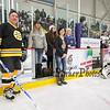 Richie McFarland Children's Center presents The Boston Bruins Alumni vs Team Richie charity Hockey event on Saturday 12-17-2016 @ The Rinks at Exeter.  Matt Parker Photos