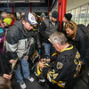 Bruins Alumni #24 Terry O'Reilly signs autographs and takes pictures with his fans during half-time at the Richie McFarland Children's Center Charity Hockey event between the Boston Bruins Alumni vs Team Richie on Saturday 12-17-2016 @ The Rinks at Exeter.  Matt Parker Photos