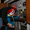 Carter Mattison's flips the swith which will lite the Christmas tree with his Dad, Hampton Fire Fighter Brandon Mattison at the 2016 Annual Christmas Tree Lighting at the Gazebo at Marelli Square sponsored by the Hampton Parks & Recreation Department on Friday Night, Hampton, NH, 12-2-2016.  Matt Parker Photos