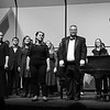 UNH Concert Choir and UNH Symphony Orchestra Department of Music Concert on Sunday 12-4-2016 @ Johnson Theatre, UNH.  Matt Parker Photos