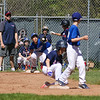 Rye Little League celebrates its Opening Day 2016 with a parade, games and dedication of the John Sexton Score Booth on Saturday 5-14-2016 @ Flash Jenness Memorial Little League Park, Rye, NH.  Matt Parker Photos