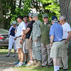 Newfields Memorial Day Parade and Picnic honoring Veterans for their service to our country on Saturday 5-28-2016, Newfields, NH.  Matt Parker Photos