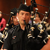 A member of the New Hampshire Police Association Pipes and Drums played for the Family and Freinds honoring Sergeant Steven Henderson for his 30 years of service on Friday @ the Ashworth By the Sea, Hampton Beach on 5-6-2016.  Matt Parker Photos