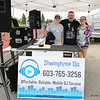 Shwingtyme Djs kept the music going throughout the day at the American Cancer Society of New Hampshire 2016 Seacoast Relay for Life Cancer walk on Saturday 6-11-2016 @ Winnacunnet High School.  Matt Parker Photos