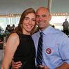 Claire and Tim Vadney pose for a photo at The Town of Stratham  NH 300th Birthday Anniversary Celebration Dinner Dance at Stratham Hill Park on Saturday June 25th, 2016.  Matt Parker Photos