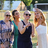 (L to R) Hannah Switzer, Emily Carolan, Leslie Wiseman and Laura Young pose for a selfi at The Town of Stratham  NH 300th Birthday Anniversary Celebration Dinner Dance at Stratham Hill Park on Saturday June 25th, 2016.  Matt Parker Photos