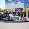 Antron Brown and the Matco Tools Top Fuel Dragster team take 1st place at the NHRA New England Nationals Finals on Monday 6-6-2016 @ New England Dragway, Epping, NH.  Matt Parker Photos