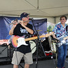 The Shifters performed at Sunday's Seacoast Salutes Military Appreciation Day sponsored by Seacoast Service Credit Union, Redhook Brewery and others on 7-24-2016, Redhook Brewery, Portsmouth, NH.  Matt Parker Photos