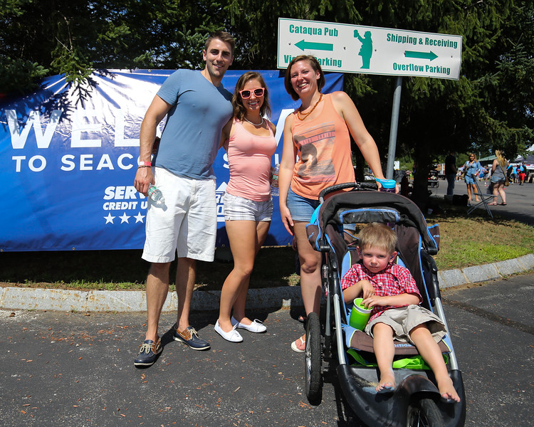 Sunday's Seacoast Salutes Military Appreciation Day sponsored by Seacoast Service Credit Union, Redhook Brewery and others on 7-24-2016, Redhook Brewery, Portsmouth, NH.  Matt Parker Photos