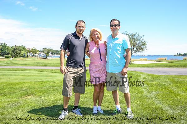 2016-8-15 Michael Jon Rush Golf Tournament
