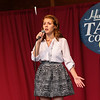 """16 year old Olivia Christopher of Auburn NH sings, """"Gravity"""" in the Junior Competition at the 2016 12th Annual Hampton Beach Talent Competition Finals on Sunday @ The Hampton Beach Seashell Stage, Hampton Beach, NH on 8-28-2016.  Matt Parker Photos"""