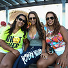 Gislene, Julia and Graziella Silva from Watertown MA visiting Hampton Beach for the 1st time to watch the 2016 12th Annual Hampton Beach Talent Competition Finals on Sunday @ The Hampton Beach Seashell Stage, Hampton Beach, NH on 8-28-2016.  Matt Parker Photos