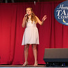 """12 year old Lily Stockwell of Branford CT sings, """"If I Were a Boy"""" in the Junior Competition at the 2016 12th Annual Hampton Beach Talent Competition Finals on Sunday @ The Hampton Beach Seashell Stage, Hampton Beach, NH on 8-28-2016.  Matt Parker Photos"""