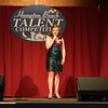 """15 year old Morgane Vigroux of Derry NH  sings, """"A New Life"""" in the Junior Competition at the 2016 12th Annual Hampton Beach Talent Competition Finals on Sunday @ The Hampton Beach Seashell Stage, Hampton Beach, NH on 8-28-2016.  Matt Parker Photos"""