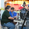 Channel 22 of Hampton NH Public Television at the 2016 12th Annual Hampton Beach Talent Competition Finals on Sunday @ The Hampton Beach Seashell Stage, Hampton Beach, NH on 8-28-2016.  Matt Parker Photos