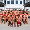 Hampton Beach Lifeguard Team Photo on Friday 8-12-2016 @ Hampton Beach Lifeguard Station.  Matt Parker Photos