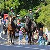 Hampton's Mounted Patrol at Stratham's 300th Anniversary Parade held on Sunday, 9-25-2016, Stratham Town Center-RT 33.  Matt Parker Photos
