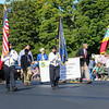 The Stratham Selectmen and staff march at Stratham's 300th Anniversary Parade held on Sunday, 9-25-2016, Stratham Town Center-RT 33.  Matt Parker Photos