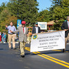 Stratham Selectmen march in the Stratham 300th Anniversary Parade held on Sunday, 9-25-2016, Stratham Town Center-RT 33.  Matt Parker Photos