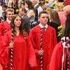 Newmarket Graduation Class of 2016 at Friday's Graduation ceremony @ Newmarket High School on 6-10-2016 @ Newmarket, NH.  Matt Parker Photos