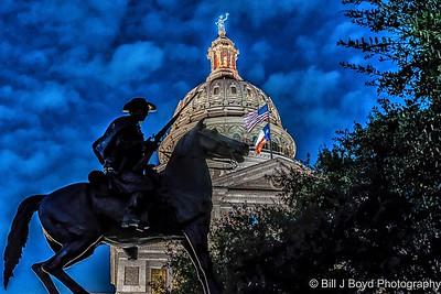State Capitol...Austin, Texas...Nov 2016