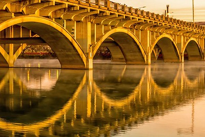Lamar Street Bridge...Austin, Texas
