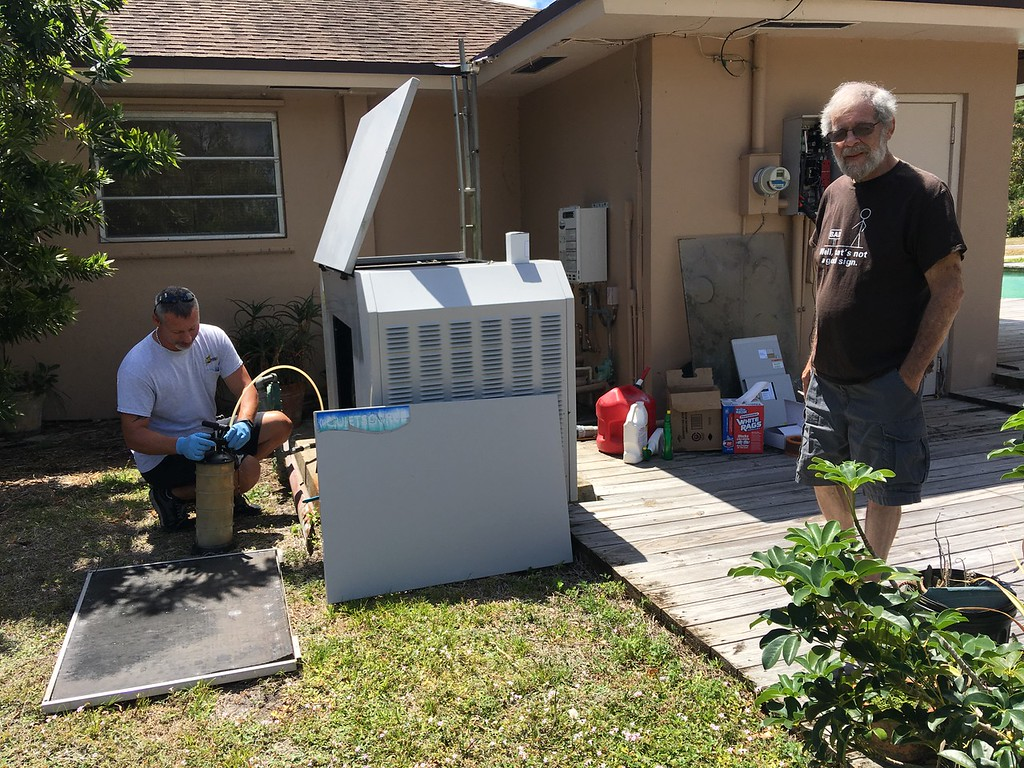 service house generator