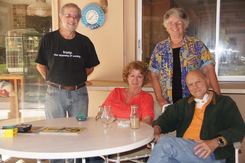Jack, Leah, Joan, Grover
