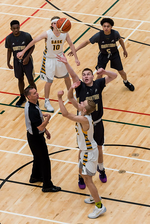 Basketball Male - Team Manitoba vs Team Sask - Keith Levit Photography