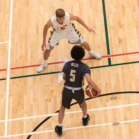 Basketball Male - Team Manitoba vs Team Sask - Keith Levit Photography
