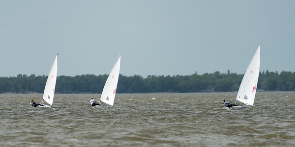 Sailing in Gimli