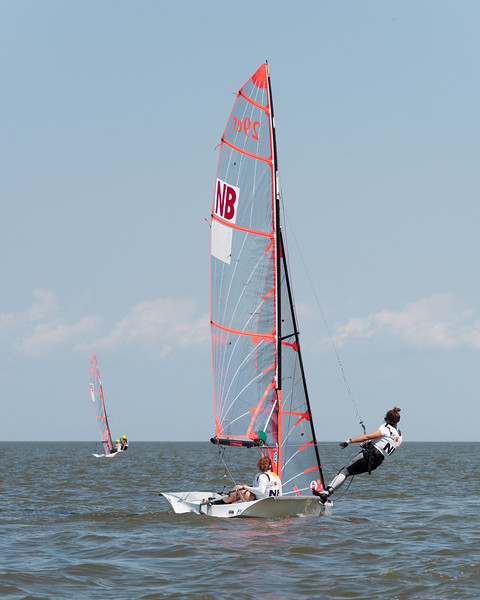 Sailing Double Handed - 29er - Canada Summer Games 2017