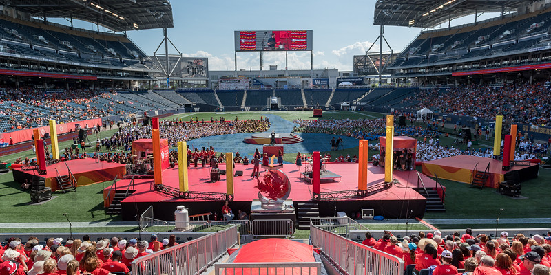 Canada 2017 Summer Games - Closing Ceremony - K. Levit Photo