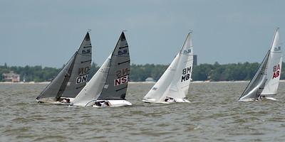 Sailing in Gimli