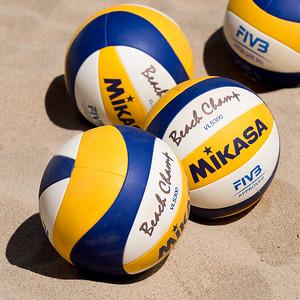 Men's Beach Volleyball - August 1st