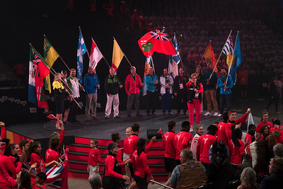 2017 Canada Summer Games - Opening Ceremony