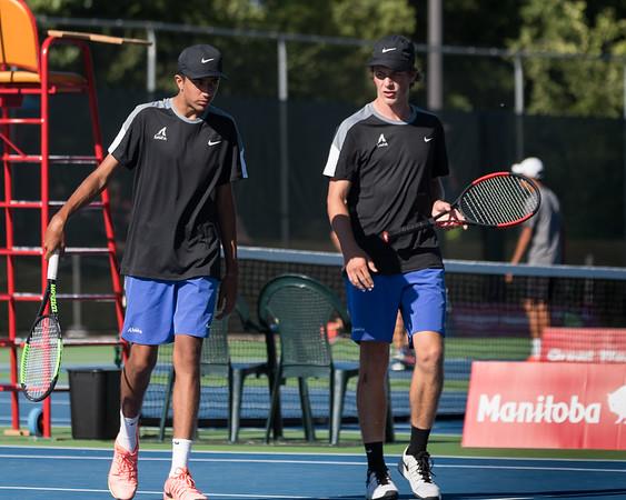 Tennis Male - Winnipeg Lawn Tennis Club - K Levit Photo