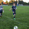 Meet-the-Team Night and skills clinic with players from the Winnacunnet Warriors Soccer program and local soccer players thru grade 8 on Monday 10-2-2017 @ WHS.  Matt Parker Photos