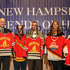 New Hampshire Legends of Hockey 2017 Hall of Fame Induction Ceremony on Sunday October 22, 2017 at the Grappone Conference Center, Concord, NH.  Matt Parker Photos