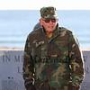 Post 35 Chaplain Paul Fitzgerald, Sergeant US Marines at the American Legion Post 35 Veterans Day Ceremony at the Marine Memorial on Saturday 11-11-2017 @ Hampton Beach, Hampton, NH.  Matt Parker Photos
