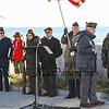 American Legion Post 35 Veterans Day Ceremony at the Marine Memorial on Saturday 11-11-2017 @ Hampton Beach, Hampton, NH.  Matt Parker Photos