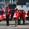 American Legion Post 35 Boy scout Troop 177 at the American Legion Post 35 Veterans Day Ceremony at the Marine Memorial on Saturday 11-11-2017 @ Hampton Beach, Hampton, NH.  Matt Parker Photos